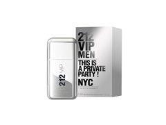 Perfume 212 VIP Men Carolina Herrera Masculino Eau de Toilette 50ml - 2
