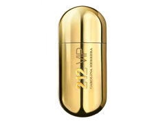 Perfume 212 Vip Carolina Herrera Feminino Eau de Parfum 50ml
