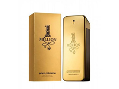 Perfume 1 Million Paco Rabanne Masculino Eau de Toilette 100ml - 1