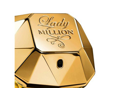Perfume Lady Million Paco Rabanne Feminino Eau de Parfum - 80ml - 1