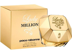 Perfume Lady Million Paco Rabanne Feminino Eau de Parfum - 80ml - 2