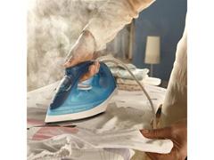 Ferro a Vapor Philips Walita Comfort Cerâmica Azul 2000W - 1