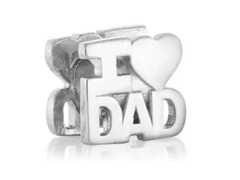 Berloque Vivara Life I Love Dad