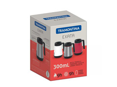 Bule Térmico Tramontina Exata Vermelho 300mL - 2