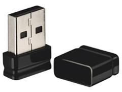 Nano Pendrive Multilaser Preto 32GB - 1