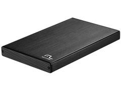 Case HD Multilaser 2.5Pol Aluminio USB 2.0 GA122 - 0