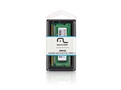 Módulo de Memória Multilaser Sodimm DDR3 4GB PC3L-12800 MM420