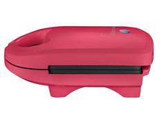 Sanduicheira Minigrill Cadence Colors Rosa  - 2
