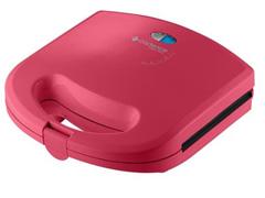 Sanduicheira Minigrill Cadence Colors Rosa