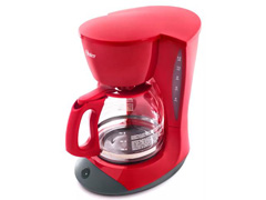 Cafeteira Oster Red Cuisine 1,8L - 2
