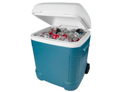 Cooler Térmico Igloo Ice Cube Max Cold 70QT Rolle 101 Latas 66Lts - 1