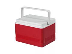Caixa Térmica Igloo Legend Vermelha 9 Litros 12 Latas - 2