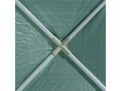 Tenda Gazebo Articulada Nautika 3X3 Metros Green - 1