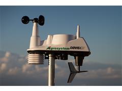 Estação Meteorológica Compacta Agrosystem | Davis - Off-line