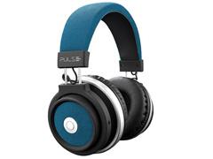 Fone de Ouvido Multilaser Pulse Headphone Large Bluetooth Azul