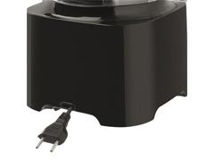 Liquidificador Arno Power Max com 5 Velocidades 700W Preto - 2