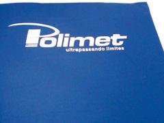 Colchonete para Exercícios Polimet Azul 95x44x3 - 1