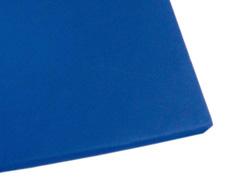 Colchonete para Exercícios Polimet Azul 95x44x3 - 3