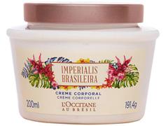 Creme Corporal L'Occitane au Brésil Imperialis Brésileira 200mL - 0