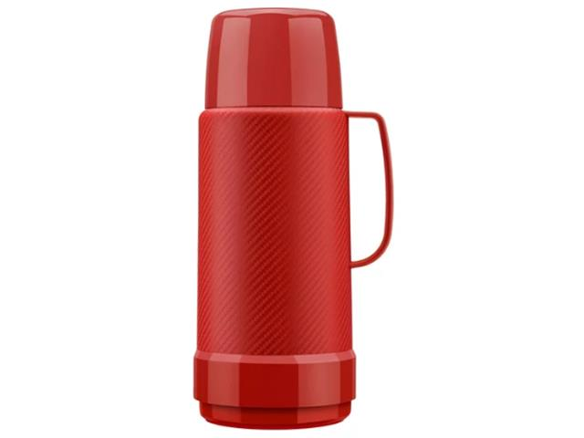 Garrafa Invicta GLT Mosaic Vermelho 1 Litro