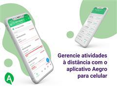 Aegro - Aplicativo de gestão rural para fazendas e consultorias - 2