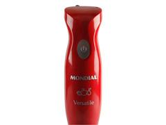 Mixer Mondial Versatille 200W Vermelho C/Copo  - 2