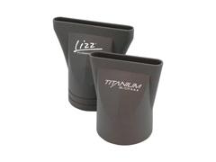 Secador De Cabelos Lizz Titanium Black - 2