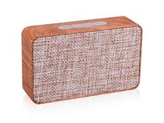 Caixa de Som Xtrax X500 Bluetooth, 5W Madeira - 0