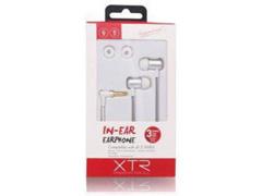 Fone De Ouvido Xtrax Com Microfone Silver - 3