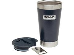 Copo Térmico de Cerveja Stanley com Tampa Preto 473mL - 2