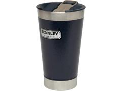 Copo Térmico de Cerveja Stanley com Tampa Preto 473mL