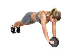 Roda de Exercícios Abdominal Acte Sports T14 - 1