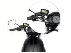 """GPS Para Moto Multilaser Tela 4.3"""" Função TTS Resistente a Água - 4"""