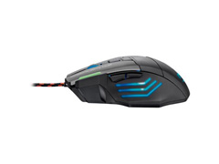 Mouse Gamer Multilaser Warrior 3200 DPI com 7 Botões Preto - 4