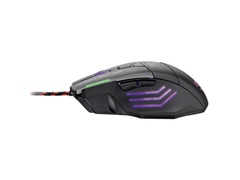 Mouse Gamer Multilaser Warrior 3200 DPI com 7 Botões Preto - 6