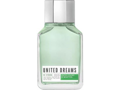 Perfume United Dreams Be Strong Benetton Eau de Toilette 200ml