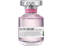 Perfume United Dreams Love Yourself Benetton Eau de Toilette 80ml