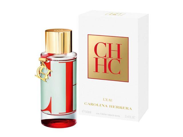 Perfume CH L'Eau Carolina Herrera Eau de Toilette Feminino 50ml