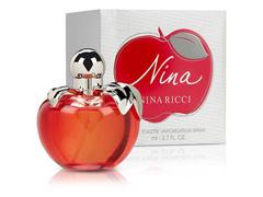 Perfume Nina Nina Ricci Eau de Toilette 80ml - 1