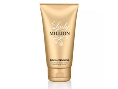 Loção Perfumada Lady Million Body Lotion Paco Rabanne 150g - 0