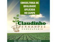 Agroespecialista - Claudinho Fernandes