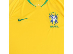 Camisa Seleção Brasil I 2018  Torcedor Nike Masculina - 3