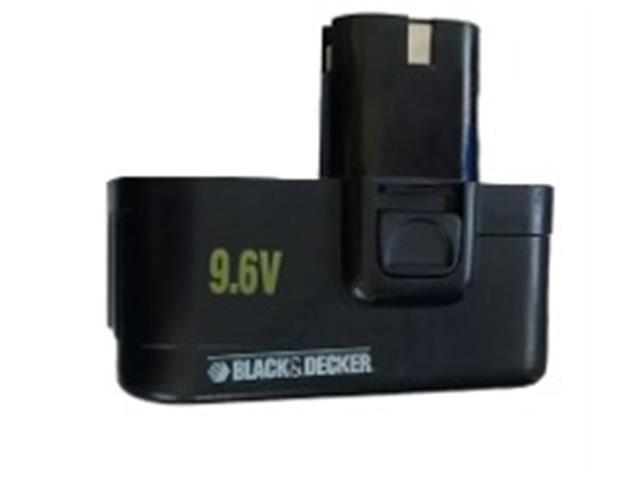 Bateria Black & Decker 9.6V