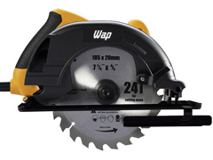 "Serra Circular WAP ESC1400 7 ¼"" 1400W - 1"