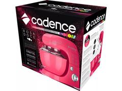 Batedeira Orbital Cadence Colors Rosa Doce - 7