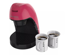 Cafeteira Single Cadence Colors Rosa Doce - 4