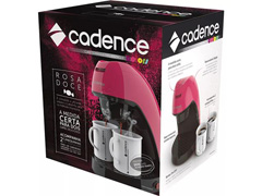 Cafeteira Single Cadence Colors Rosa Doce - 5