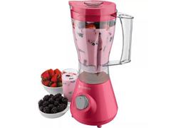Liquidificador Cadence Colors Rosa Doce - 2