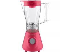 Liquidificador Cadence Colors Rosa Doce - 4