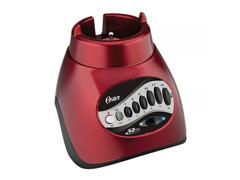 Liquidificador Oster Versatile Vermelho 12 Velocidades - 2